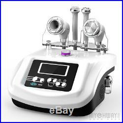 S-SHAPE 30k Cavitation RF Ultrasonic Vacuum Cellulite Body Reshape Machine US