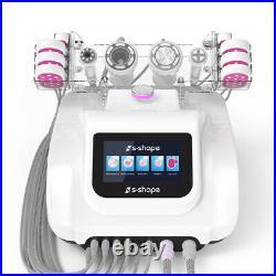 S-SHAPE Pro Ultrasonic Cavitation Vacuum RF Anti-Cellulite Body Slimming Machine