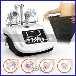 S-SHAPE Ultrasonic Cavitation RF Vacuum EMS Electroporation Weight Loss Machine