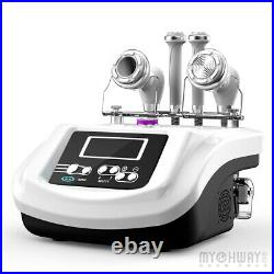 S Shape Ultrasonic Cavitation Weight Loss Suction RF Electroporation Machine