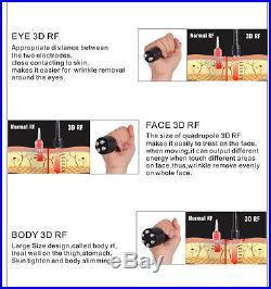 Skin Scrubber Gift5-1 Fat Vacuum RF Ultrasonic Cavitation Liposuction Machine