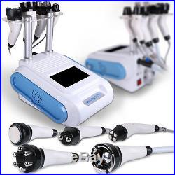 Smart RF Vacuum Cavitation 5 in 1 Cellulite Removal Ultrasonic Slimming Machine