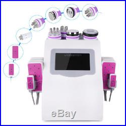 Spa Ultrasonic Vacuum Cavitation 40K RF Slimming Anti Cellulite Beauty Machine