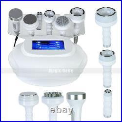 Spa Use RF Body Beauty Ultrasonic Vacuum Massage 80K Cavitation Slimming Machine