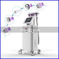 Stand Ultrasonic Cavitation Radio Frequency 5in1 Slim Machine Vacuum Weight Loss