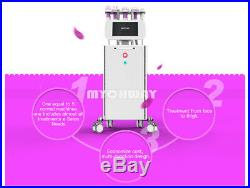 Stand Ultrasonic Cavitation Ultrasound Vacuum RF Cellulite Remove Beauty Machine