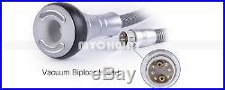 Tripolar RF Vacuum Cavitation Cellulite Removal Ultrasonic Slimming Machine Spa