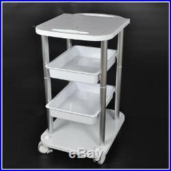 Trolley Stand Assembled For Ultrasonic Cavitation RF HIFU Hydra Facial Machine