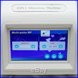 UPS 5-1 40K Ultrasonic Cavitation RF Radio Frequency Multipolar Vacuum Machine