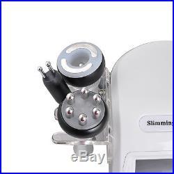 USA 40K Cavitation Ultrasonic Vacuum Body Slim Multipolar RF Ultrasound Machine