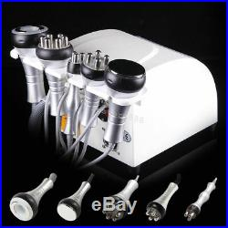 USA 5in1 Ultrasonic Cavitation Radio Frequency Vacuum Fat Burner Slim Machine