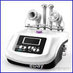 US 30Khz Ultrasonic Cavitation Fat&Cellulite Removal Vacuum RF Slimming Machine