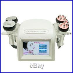 US 5 IN1 40K Cavitation Ultrasonic RF Radio Frequency Multipolar Vacuum Machine