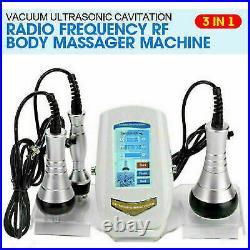 US RF Ultrasonic Cavitation Machine Body Slimming Skin Lifting Beauty Instrument