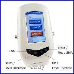 US SH Ultrasonic frequency Cavitation Lifting/Slimming beauty machine(Body&Face)