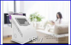 US Ship Cavitation Ultrasonic RF Machine 5in1 RF Radio Frequency Vacuum Fat Burn