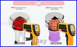 US Ship Ultrasonic RF Cavitation 2.0 40K Body Slimming Beauty Machine+Massager