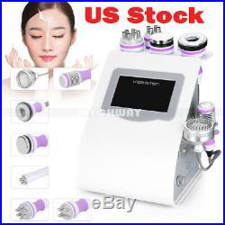 US Stock Ultrasonic Cavitation RF Vacuum Radio Frequency Photon Hammer Machine