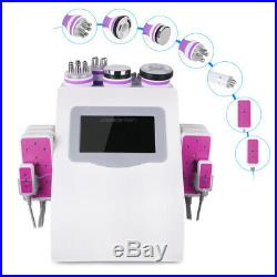 US Ultrasonic Cavitation Vacuum Radio Frequency RF Cellulite Body Slim Machine