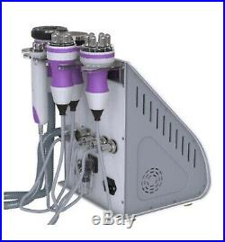 Ultrasonic 40K Cavitation 5in1 RF Radio Frequency Vacuum Machine Weight Loss