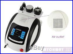 Ultrasonic 40K Cavitation Sixpolar Tripolar Bipolar RF Weight Reduction Machine