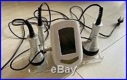 Ultrasonic 40K RF Cavitation Cellulite Fat Blasting Body Slimming Beauty Machine