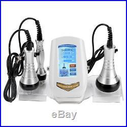 Ultrasonic 40k Cavitation RF Radio Frequency Vacuum Thin Cellulite Machine