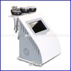 Ultrasonic 5in1 40K Cavitation2.0 3D RF Radio Frequency Slimming Beauty Machine