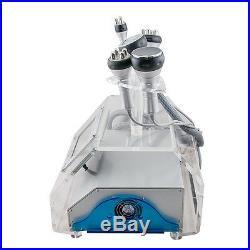 Ultrasonic 5in1 Cavitation Radio Frequency RF Laser Vacuum Machine Fat Remover