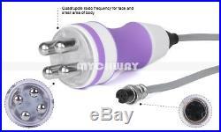 Ultrasonic 5in1 RF Cavitation Vacuum Slimming Anti Cellulite Machine Spot Remove