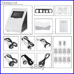 Ultrasonic 6 in1 Cavitation RF Frequency Body Slimming Cellulite Vacuum Machine