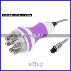 Ultrasonic 6in1 40K Cavitation Radio Frequency Vacuum Fat Burning Slim Machine