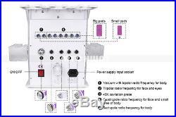 Ultrasonic 6in1 Cavitation Vacuum RF Radio Frequency Slimming Cellulite Machine