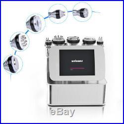 Ultrasonic 6in1 Vacuum Cavitation RF Radio Frequency Slimming Cellulite Machine