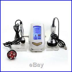 Ultrasonic Cavitation 40KHz Multipolar RF Body Slimming Skin tightenning Machine