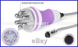 Ultrasonic Cavitation 40K Cellulite Fat Lose 5in1 Body Slimming Vacuum Machine