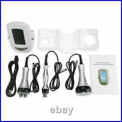 Ultrasonic Cavitation 40K RF Body Slimming Fat Remove Weight Loss Beauty Machine