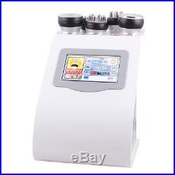 Ultrasonic Cavitation 5-1 Radio Frequency RF Vacuum Liposuction Machine Slimming