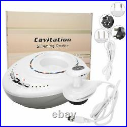 Ultrasonic Cavitation Bipolar Vacuum RF Body Sculpting Slimming Tighten Machine