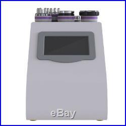 Ultrasonic Cavitation Body Slimming Machine RF Radio Frequency Vacuum Fat burn