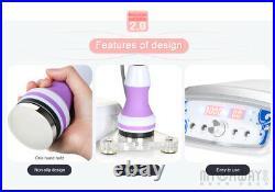 Ultrasonic Cavitation Domestic Fat Burner Skin Tightening Weight Loss Machine