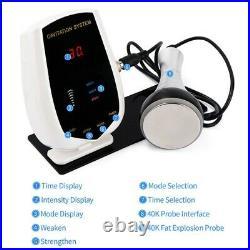Ultrasonic Cavitation Fat Remove Body Slimming Massager Anti-Cellulite Machine