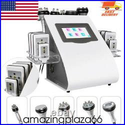 Ultrasonic Cavitation LED Photon RF Vacuum Anti Cellulite Body Slimming Machine
