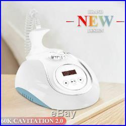 Ultrasonic Cavitation Lipo Fat Cellulite Remove Weight Loss Slimming Device