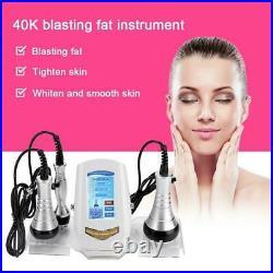Ultrasonic Cavitation Lipo Fat Cellulite Remover Body Slimming Massager Machine