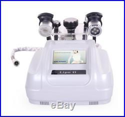 Ultrasonic Cavitation Liposuction Radio Frequency Slimming Cellulite SPA Machine