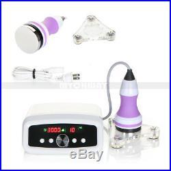 Ultrasonic Cavitation Machine Body Slimming Fat Dissolve Beauty Instrument US
