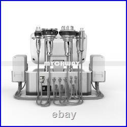 Ultrasonic Cavitation RF BIO Dual Wavelength 650nm & 980nm Laser Pad Spa Machine