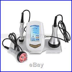 Ultrasonic Cavitation RF Bipolar Vacuum Cellulite Removal Slimming Machine