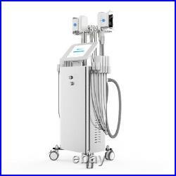 Ultrasonic Cavitation RF Cooling Vacuum Freezing Cold Slimming Machine Salon